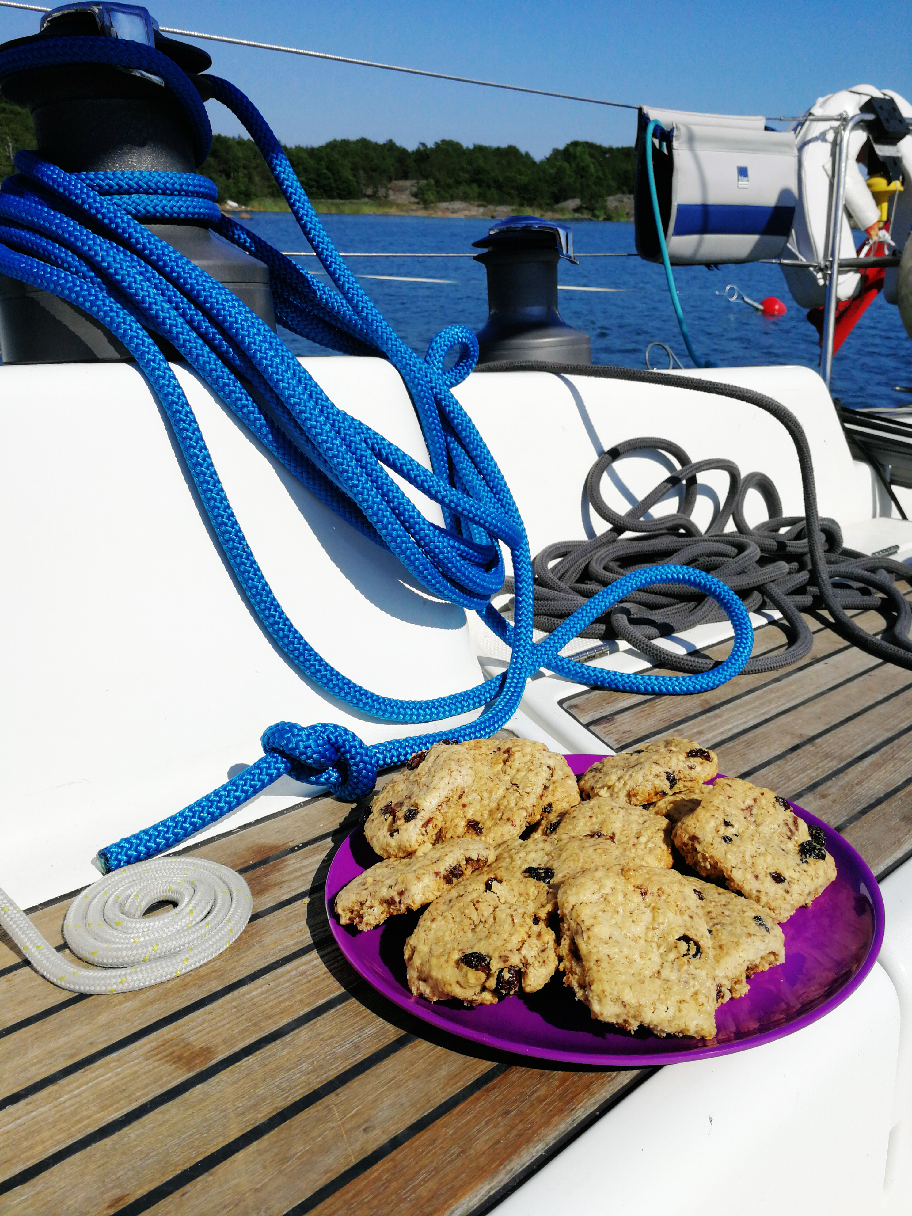 Baked Goods on Board