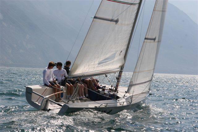Cork 1720 Racing - Events - Cambridge University Yacht Club